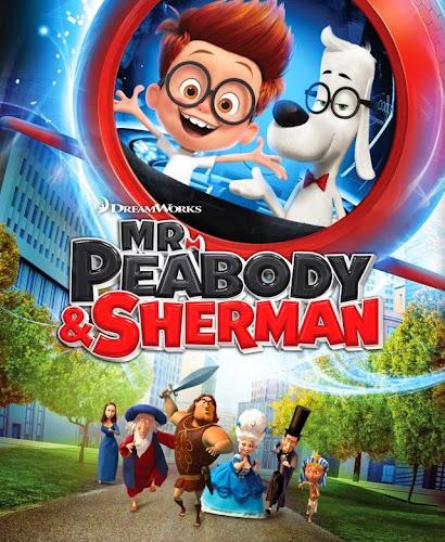 Las Aventuras de Peabody y Sherman DVDRip Latino