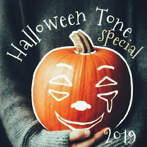 Halloween 8 Tone พิเศษ   Snapseed QR