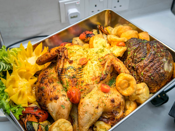 Saturday Dinner and Sunday Lunch Hot Roast Buffet @ The Glasshouse, The Prestige Hotel
