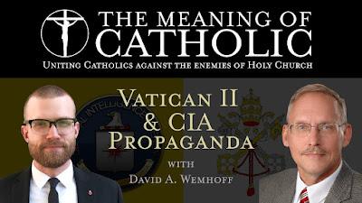 Catholic CIA Doctrinal Warfare infiltration social engineering media propaganda psychological operations