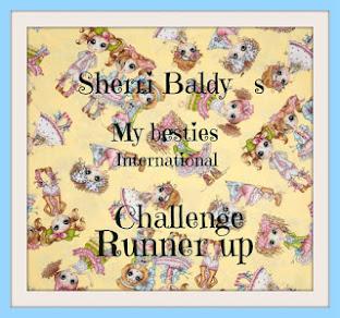 Top 3 - Runner Up of  August Challenge