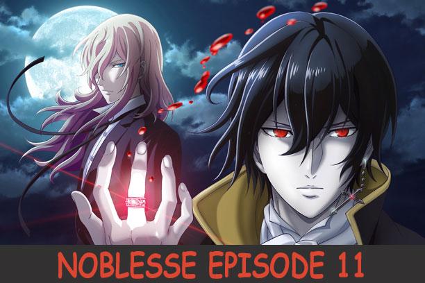 Noblesse Episode 11