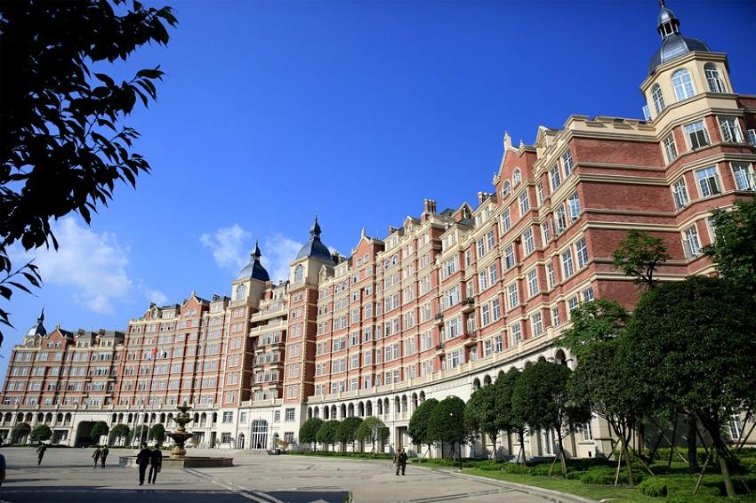 Sichuan Southwest College of Civil Aviation, Aviation school in Asia