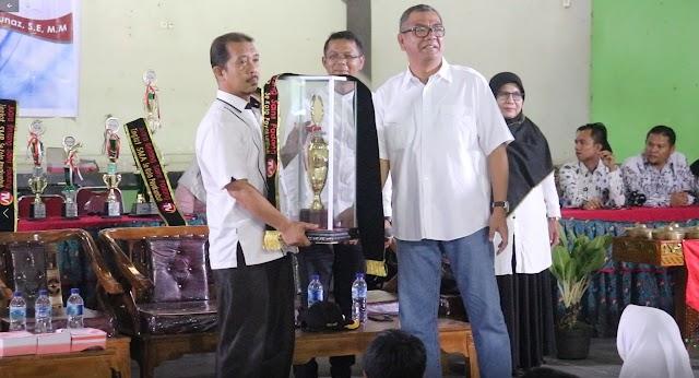 Bintang Sains Padang TV, RIZA Falepi : Pemko Payakumbuh Komit Tidak Boleh Ada Anak Yang Tidak Sekolah