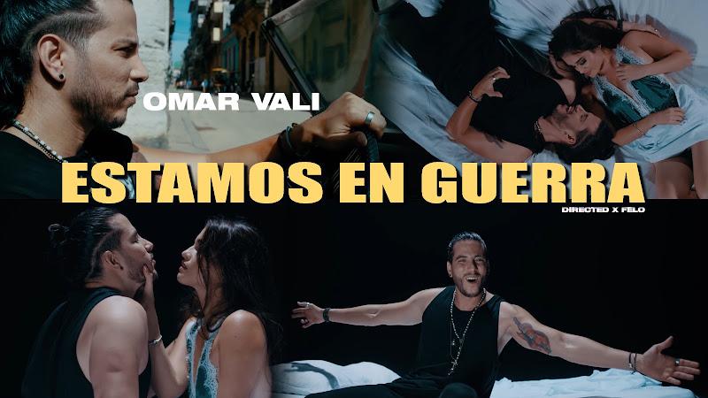 Omar Vali - ¨Estamos en guerra¨ - Videoclip - Director: Felo. Portal Del Vídeo Clip Cubano