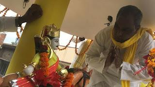 IMG_20190913_163214 ग्रामसभा कट्यां में चक्रवर्ती सम्राट राष्ट्र वीर राजभर महाराजा सुहेलदेव राजभर जी के मूर्ति का उद्धाघाटन