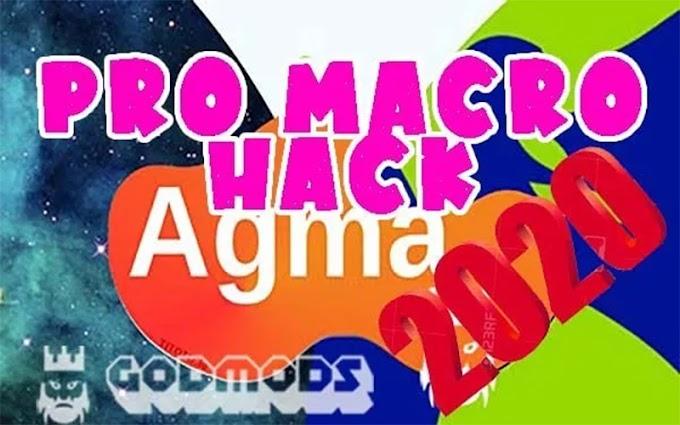 Agma.io 2020 Pro Macro Hack