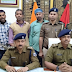 बेगूसराय :  पुलिस ने सड़क हादसा,हत्या के साजिस को विफल किया, 03 गिरफ्तार