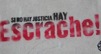 LOS HISTORIADORES: ESCRACHES A LOS POLÍTICOS