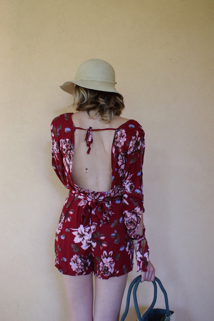 rosegal blogger review jumpsuit