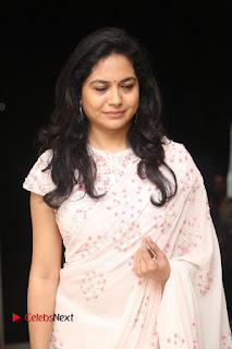 Singer Sunitha Solos Pictures in Saree at Ragam Short Film Launch  0013
