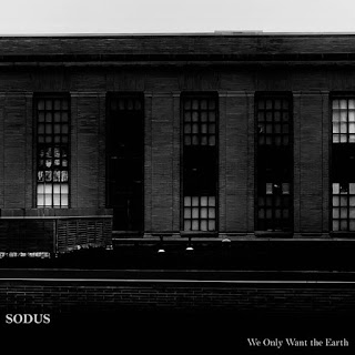 """Debut album """"We Only Want the Earth"""" by SODUS drops Sept. 24"""