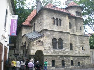 praga sinagoga