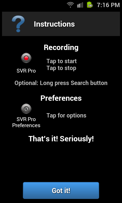 Download secret video recorder 2 pro 2. 0 apk for android | appvn.