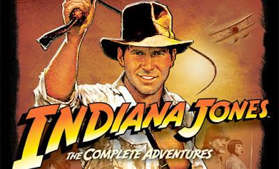 İndiana jones filmleri güzeldir.