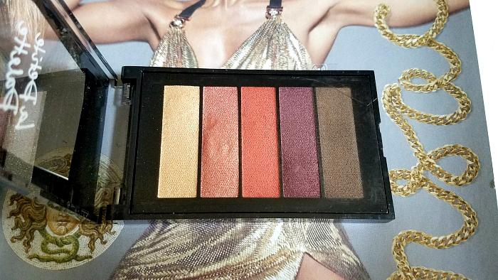 L´Oréal Paris - La Petite Eyeshadow Palette - Maximalist - Review Swatches - Madame Keke Luxury Beauty Blog