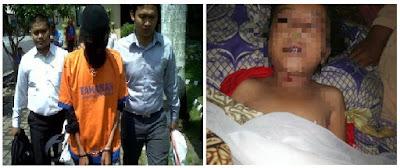 Tragis, Seorang Remaja tega membunuh bocah setelah disetubuhi