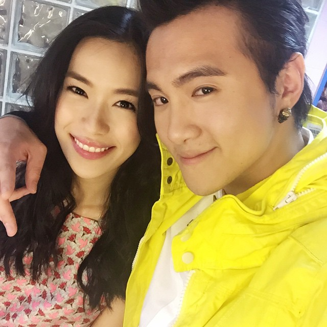 933 announced Rebecca Lim and Ian Fang are couple. For real?