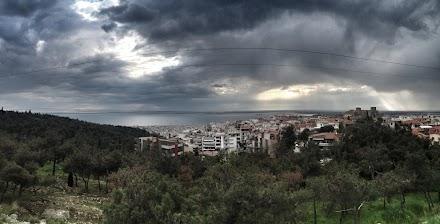 Ο καιρός αύριο στη Θεσσαλονίκη (13/01/2021)
