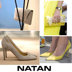 Queen Maxima Style - NATAN Dress NATAN Pumps and Clutch Bag