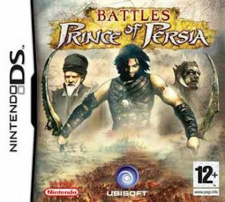 Battles of Prince of Persia, Nds, Español