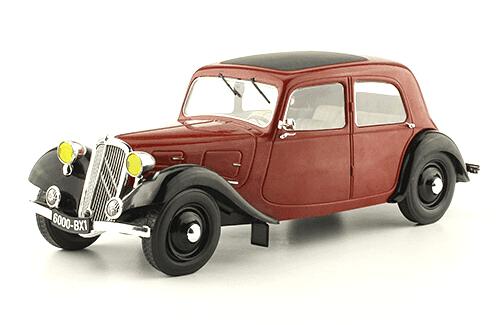 collection citroën 1/24a Citroën Traction 7