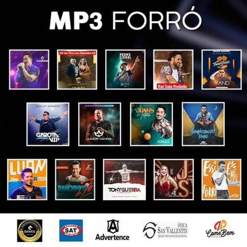 Seleção de Forró - Outubro - 2019