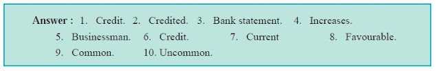 MCQ Quiz on 11th Commerce Book Keeping & Accountancy