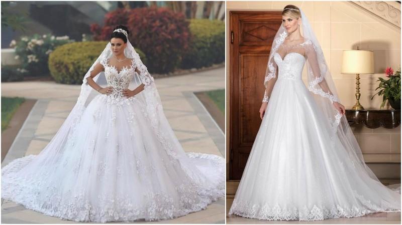 Vestido de noiva Estilos