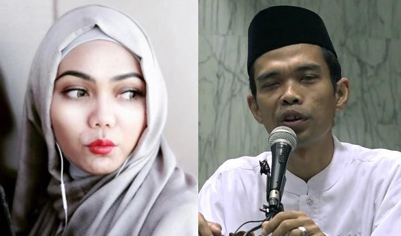 Pantas Ustadz Abdul Somad Marah, Tulisan Rina Nose tentang Agama Memang Sangat Tendensius