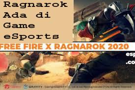 Ragnarok 'Ada di Game eSports Free Fire