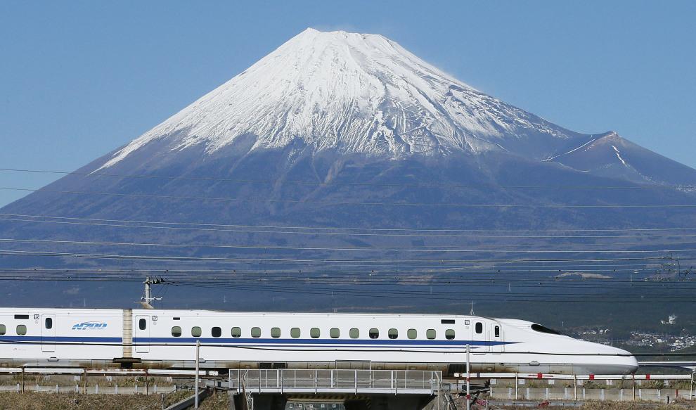 Kết quả hình ảnh cho cao tốc Shinkansen