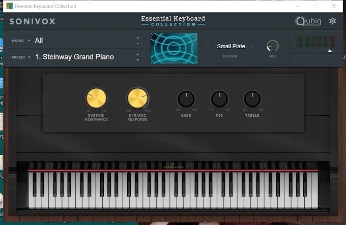 SONiVOX – Essential Keyboard Collection 1.0.1 (VSTi, AAX) [WiN x64] by torrentvsti