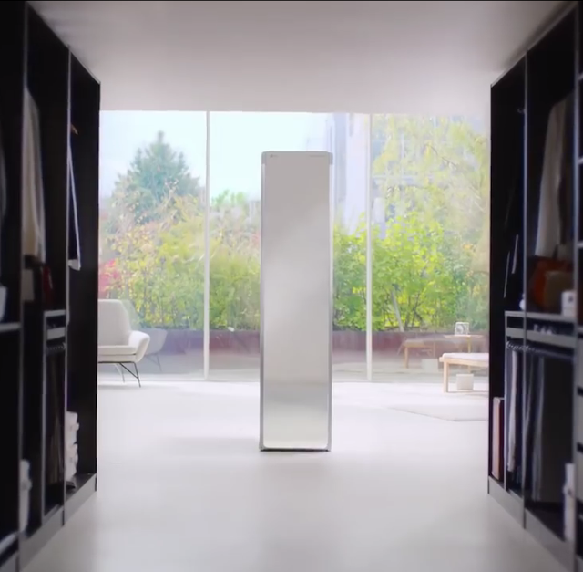 Máy giặt hấp sấy LG Styler tại giatlaQAP.com