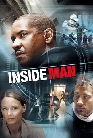 Inside Man 2006 Dual Audio Hindi 480p BluRay x264 400MB ESubs