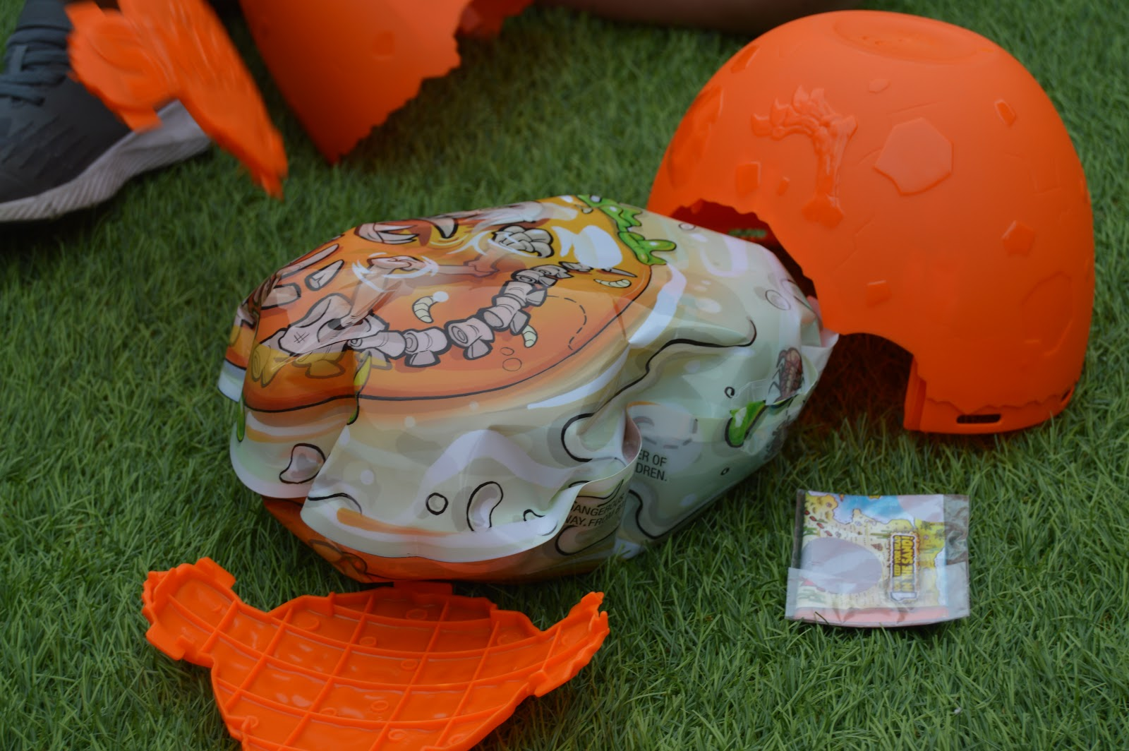 Smashers Dino Egg