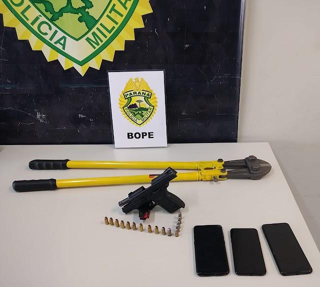RONE prende Policiais Civis em local de tráfico: Um Deles era um falso policial
