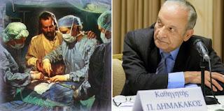 Έλληνας καθηγητής ιατρικής: «Πολλές φορές εφημερεύει ο ίδιος ο Χριστός και αισθανόμαστε την παρουσία του»