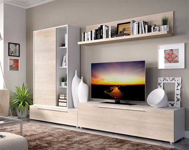 เลือกตู้วางทีวีตกแต่งห้องนั่งเล่นเก๋สุดฟิน ฟรุ้งฟริ้ง