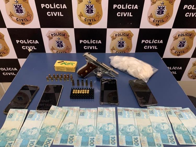 Fornecedora de cocaína para o Sudoeste da Bahia é presa pela DTE