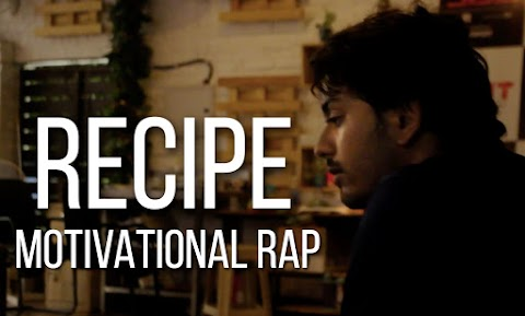 Recipe Hindi Motivational Rap Lyrics - Abby Viral
