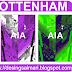 Tottenham Hotspur 2021-22 Third Vector Download