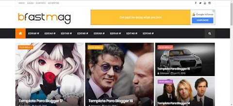 bfastmag Blogger Template Responsive
