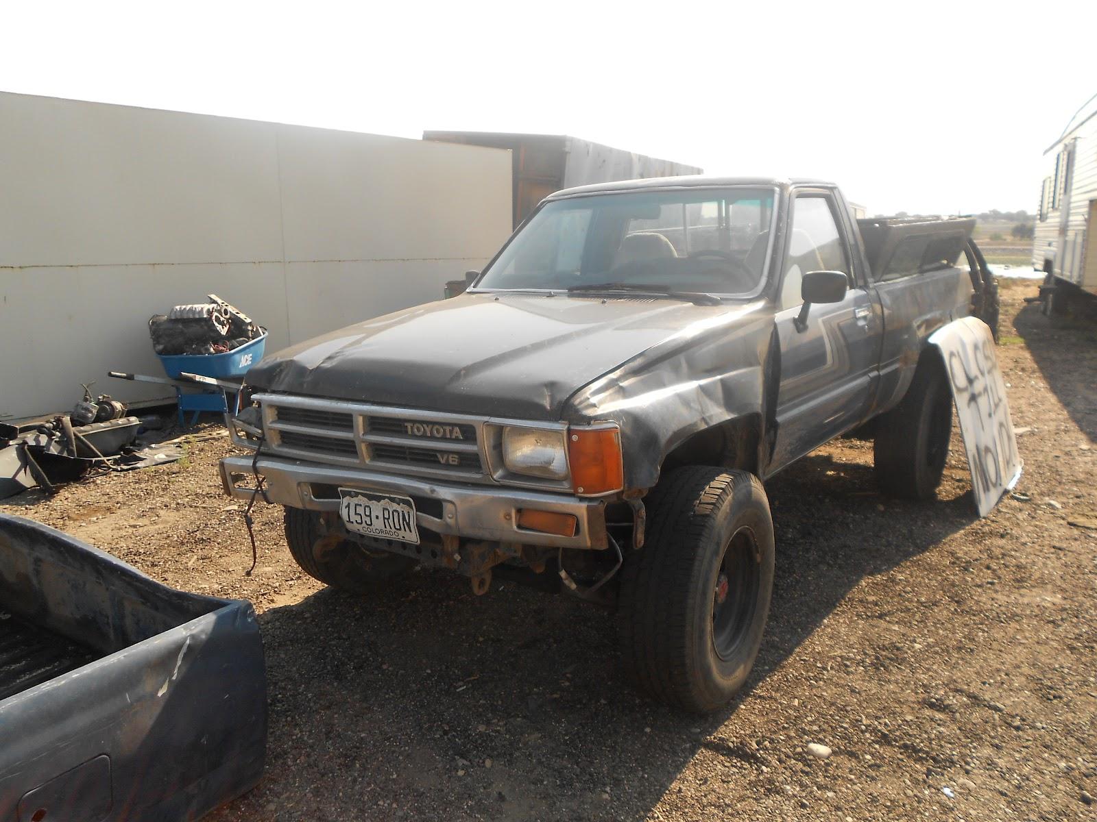 Used Toyota 4x4 Pickup Trucks