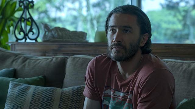 Reseña tercera temporada 'Ozark'. Tom Pelphrey es Ben, el hermano de Wendy