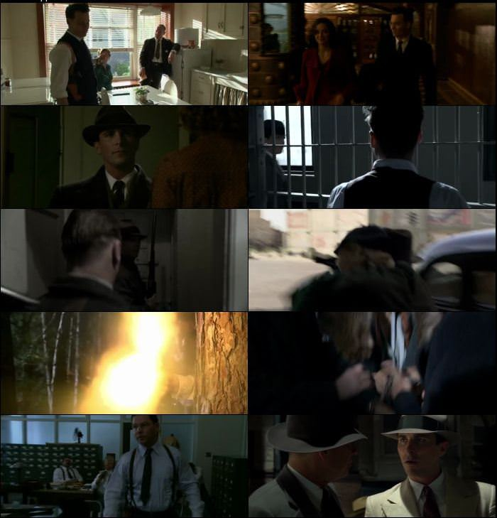 Public Enemies 2009 Dual Audio