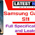 Samsung Galaxy S11 full specifications, Price and Launch Date in India