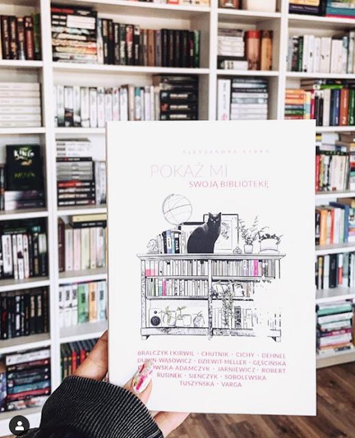 Pokaż mi swoją bibliotekę - Aleksandra Rybka