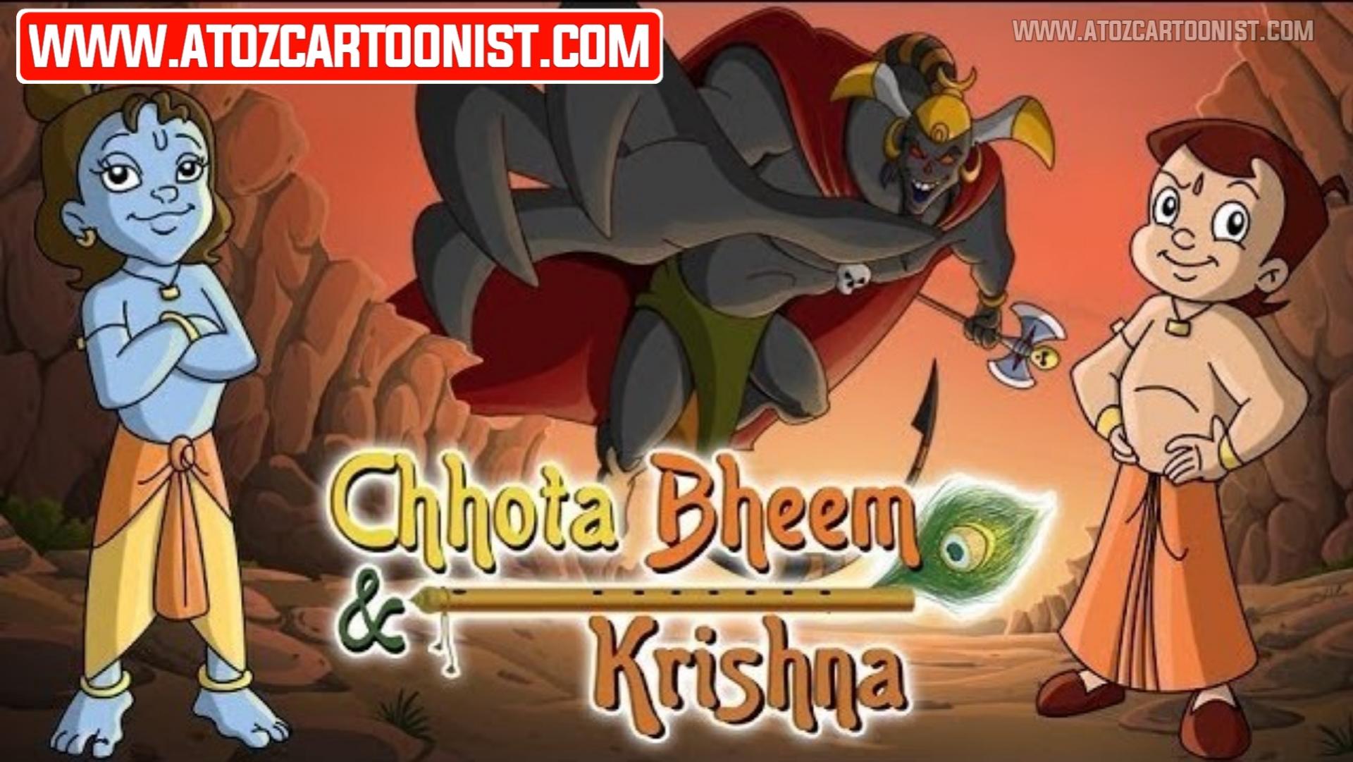 CHHOTA BHEEM AUR KRISHNA (2008) FULL MOVIE IN HINDI & TAMIL DOWNLOAD (480P & 1080P)