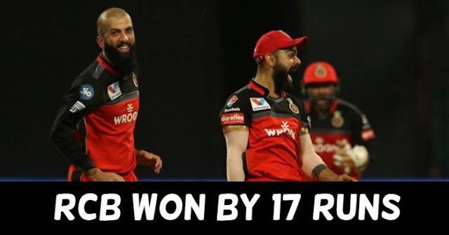VIVO IPL 2019 Match 42 RCB vs KXIP Live Score and Full Scorecard